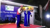 GENÇLIK PARKı - Ramazan Etkinlikleri Çocukları Mutlu Etti