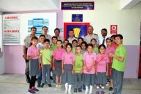 İSMAIL YAVUZ - Salihli Jandarmadan Eğitime Destek