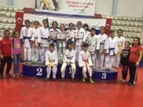 BENGÜ - Salihlili Judocular Turnuvada Göz Doldurdu