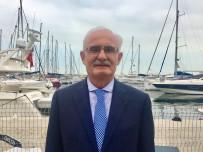 SU ARITMA TESİSİ - Samsun Büyükşehir Belediye Başkanı Yılmaz Açıklaması 'Estetik Meselesini Çok Önemsiyorum'