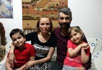 OTURMA İZNİ - Sınır Dışı Edilen Moldovalı Anne, 7 Ay Sonra Çocuklarına Kavuştu