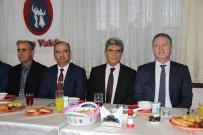 SİVAS VALİSİ - Sivas Cem Vakfı'ında Birlik Ve Beraberlik İftarı