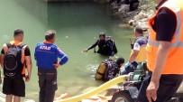 YAHYA KEMAL BEYATLI - Tasfiye Havuzuna Giren Çocuk Boğuldu