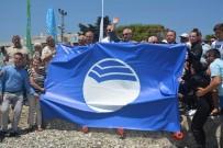 ÇEVRE TEMİZLİĞİ - Tekirdağ Mürefte Kıyılarında Mavi Bayrak Törenle Göndere Çekildi