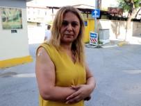 KADIN SÜRÜCÜ - Trafikte Tartıştıkları Kadını Darp Ettiler