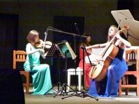 BODRUM BELEDİYESİ - Trıo Immersıo Klasik Müzik Konseri