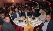 HÜSEYIN AKSOY - Türkiye Berberler Ve Kuaförler Federasyonu Genel Başkanı Tavşanlı'da