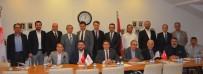 ERDEM ÇENESİZ - Türkiye Seramik Federasyonunda Çenesiz Dönemi