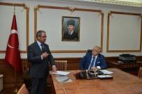 EĞİTİM KALİTESİ - Vali Necati Şentürk'ten TEOG Açıklaması