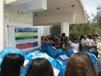 ÜNİVERSİTE KAMPÜSÜ - YDÜ Öğrencileri Çevre Sorunları İçin Seferber Oldu