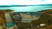118 Bin Dekar Arazinin Sulanacağı Dev Projede Çalışmalar Devam Ediyor