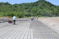 HÜSEYIN ANLAYAN - 300 Kişiyi İstihdam Edecek Proje Başladı