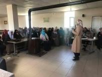 Ağrı'da Kadın Eğitimleri Köylerde De Yapılıyor