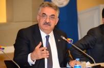 İL DANIŞMA MECLİSİ - AK Parti Genel Başkan Yardımcısı Yazıcı Açıklaması 'Durduğumuz Yer Milletin Yanıdır'