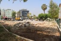 BILGE AKTAŞ - Akdeniz'e Yeni Spor Tesisleri Yapılıyor