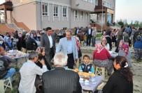 AKŞEHİR BELEDİYESİ - Akşehir Belediyesi'nin Mahalle İftarları Devam Ediyor