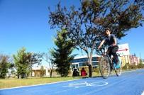 ABDÜLHAMİD HAN - Akyürek Açıklaması 'Bisiklet Yollarında Avrupa İle Yarışıyoruz'