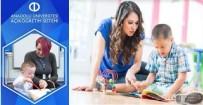 ÇOCUK GELİŞİMİ - Anadolu Üniversitesinden Engelleri Kaldıran Hizmet Açıklaması Gelişimsel Destek E-Sertifika Programları