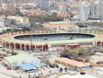 YIKIM ÇALIŞMALARI - O stadın yıkım süreci başlıyor