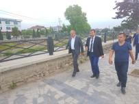 MOSTAR - Asar Deresine Mostar Köprüsünün Benzeri Yapılacak