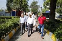 AHMET TANER KıŞLALı - Başkan Arslan Site Yönetimleriyle Bir Araya Geldi
