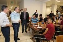 ALAATTIN AKTAŞ - Başkan Gürlesin Öğrencilerle Sahur Yaptı