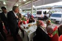 GENÇ OSMAN - Başkan Memiş Engelli Vatandaşlarla İftarda Biraraya Geldi