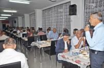 HAKKANIYET - Başkan Özdemir Belediye Personeliyle İftarda Buluştu