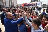 EĞİTİM YILI - Başkan Üzülmez'den Çocuklara Tatil Mesajı