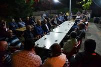 İLYAS ŞEKER - Başkan Üzülmez Ramazan Coşkusunu Kartepelilerle Paylaşıyor