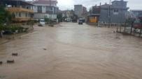 TARIM ÜRÜNÜ - Başkent'te Sel Felaketi