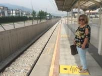 METRO İSTASYONU - Bayanlara Öncelikli Vagon Bursa'da Hayata Geçti