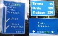 SORU ÖNERGESİ - Bektaşoğlu'ndan Tabela Tepkisi