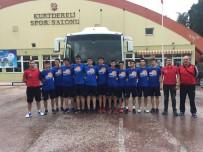 1 MAYıS - BEST, U-14 Türkiye Şampiyonası'nda