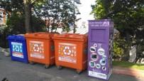 ELEKTRONİK EŞYA - BEÜ'den Atık Elektronik Eşya Konteynırı