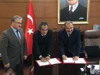 ALI KABAN - BEÜ Ve Valilik Arasında Protokol İmzalandı