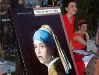 ZİHİNSEL ENGELLİLER - Bodrum'da 'sanat ve biz' sergisi açıldı