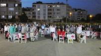 Burhaniye'de Mezuniyet Töreninde Ahilik Geleneği Yaşatıldı