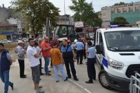 TİMSAH - Bursa'da Beşiktaş Bayrağı Krizi