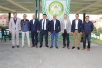 GÖKMEN - Büyükşehir Belediyespor'da Görev Dağılımı Yapıldı