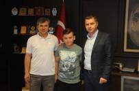 MİLLİ GÜREŞÇİ - Çan Belediyesi Güreş Kulübü Başarıya Doymuyor