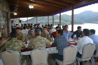 MUSTAFA BULUT - Çelikhan'da Güvenlik Güçlerine İftar