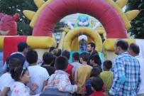 DERS PROGRAMI - Çocuklar Oyun Parkı İle Doyasıya Eğlendi