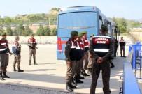 KİMLİK TESPİTİ - Denizli'de FETÖ'nün Sağlık Ayağı Hakim Karşısında