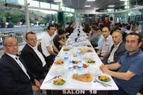 MUSTAFA ŞAHİN - Dinar'da Tayini Çıkan Hakim Ve Savcılara İftar Yemeği Verildi