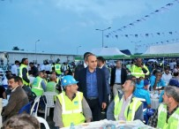 AHMET HAŞIM BALTACı - Dünyanın En Büyük Havalimanında İftar Zamanı