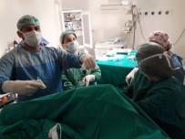 SAFRA KESESİ AMELİYATI - Elmalı'da Laparoskopik Yöntemle Ameliyat