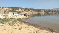 Ermenek'te Baraja Giren Çocuk Kayboldu