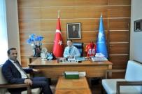 SERGEN YALÇIN - Evkur Yeni Malatyaspor'da Yönetim, Teknik Heyet Konusunu Görüştü