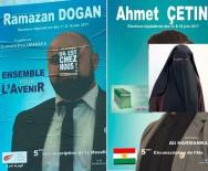 GENEL SEÇİMLER - Fransa'da Türkler'in Afişlerine Çirkin Saldırı